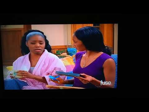 Moesha TV Series: Mail Packets + Reading a Letter and Watching Video
