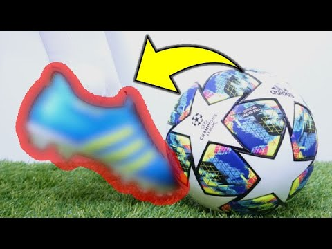 THESE FOOTBALL BOOTS WILL ACTUALLY IMPROVE YOUR CONTROL!