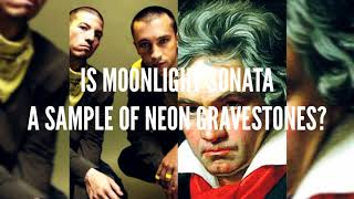 DOES NEON GRAVESTONES SOUND LIKE MOONLIGHT SONATA? | SONG COMPARISON