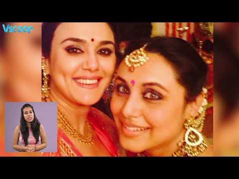 Download Preity zinta & Rani Mukherjee slummed Media   Vscoop HD Mp4 3GP Video and MP3