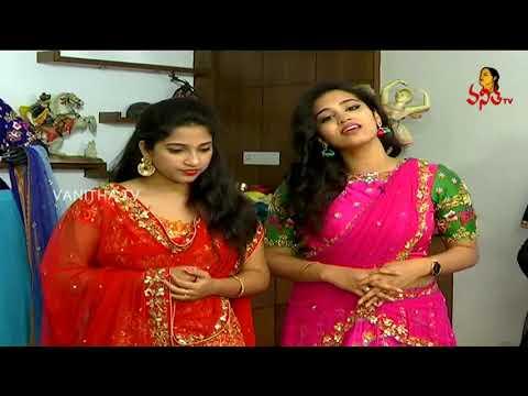 Video Fashion Designer Sony Reddy Special Chit Chat with Singers Manisha & Satya Yamini || Vanitha TV download in MP3, 3GP, MP4, WEBM, AVI, FLV January 2017