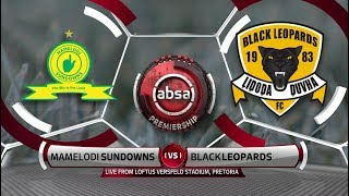 Video Absa Premiership 2018/19 | Mamelodi Sundowns vs Black Leopards MP3, 3GP, MP4, WEBM, AVI, FLV Februari 2019