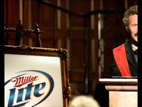 Miller lite Pilsner World Beer Cup 2011 TV commercial.mov