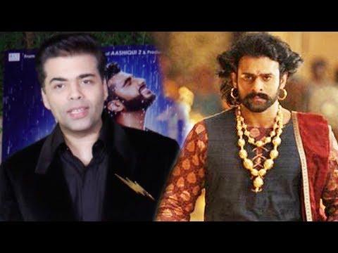 Karan Johar's BEST Reaction On Baahubali 2 Success