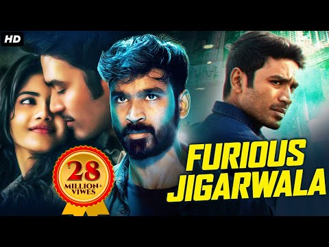 FURIOUS JIGARWALA (Enai Noki Paayum Thota) 2020 New Released Hindi Dubbed Full Movie | Dhanush,Megha