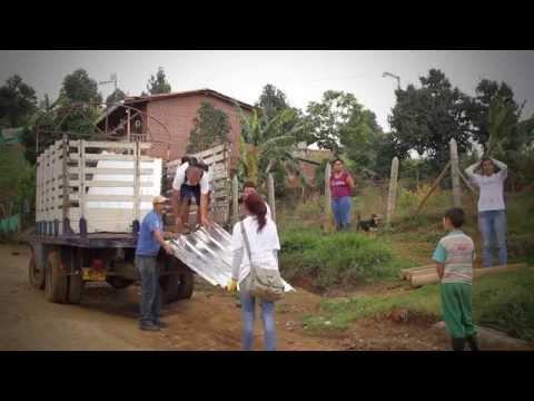 Construcción con Familia y Amigos – Medellín
