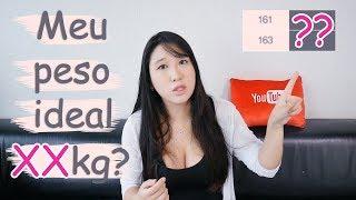 Hoje vou tentar explicar pra vocês porque as coreanas são magras. Ou melhor: porque elas fazem de tudo pra emagrecer.