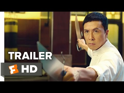 Ip Man 3 Official Trailer #1 (2016) - Donnie Yen, Mike Tyson Action Movie HD