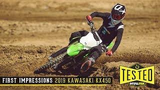 8. First Impressions: 2019 Kawasaki KX450