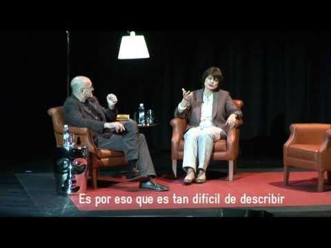Catherine Millet y Antonio Altarriba 08-04-2011