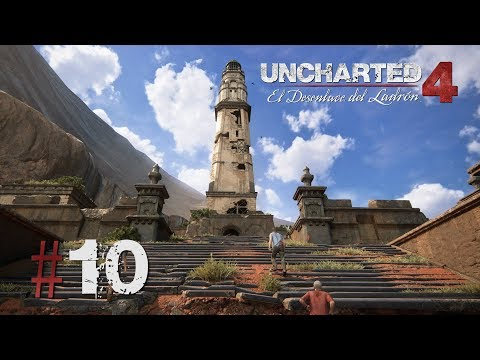 UNCHARTED 4 - #10 LAS DOCE TORRES