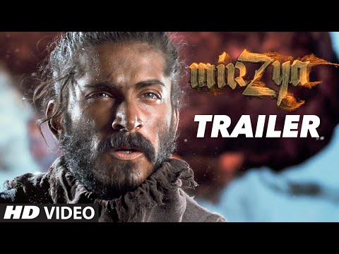 Harshvardhan Kapoor's Mirzya Movie Official Trailer