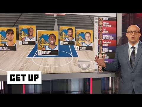 Video: The Warriors will miss the playoffs next season – Bobby Marks   Get Up