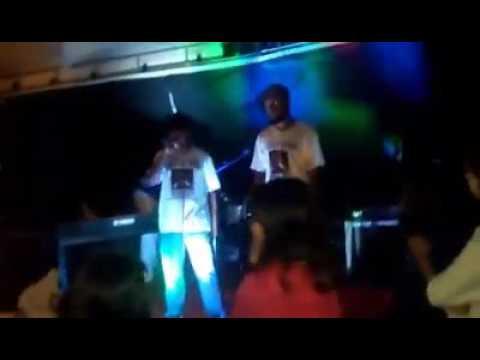 Ant'Cistema Rap - Horizontal Ao Vivo em Cavalcante GO