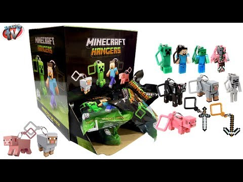toys - More Blind Bag toy reviews http://www.youtube.com/playlist?list=PL1406E9FE5241AD82 More Minecraft toy reviews http://www.youtube.com/playlist?list=PLm68kV-Zy...