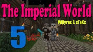 The Imperial World - Una de Zombies y Esqueletos!! - Episodio 5 - Willyrex&sTaXx