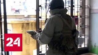 Российские саперы продолжают разминировать Алеппо