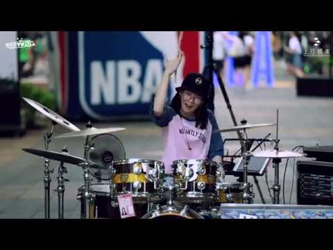 羅小白S.white 《Fantastic Baby》BIGBANG Drum COVER