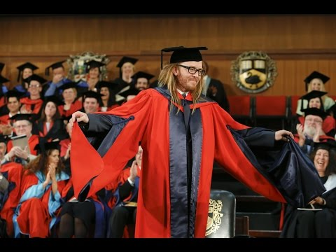 Proslov Tima Minchina na University of Western Australia
