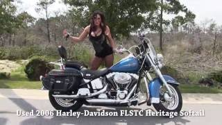 10. 2006 Harley Davidson Heritage Softail for sale in Macon
