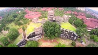 Depok Indonesia  city photos gallery : DJI Phantom 2 Crash, Recovery & Fly Again ( Universitas Indonesia Depok )