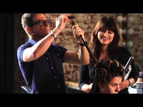 wellausa - Take a glimpse at the red carpet looks from the Spring 2013 trend forecast photo shoot with Elle Magazine, Wella Top Stylist and Bellus Academy Artistic Dire...
