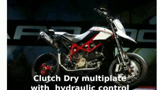10. Ducati Hypermotard 1100 EVO Features & Specification