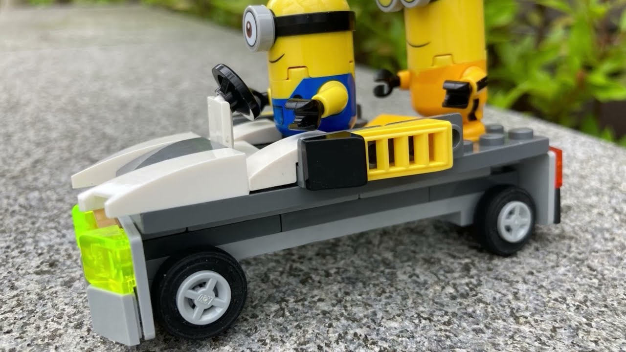 summer LEGO vacation
