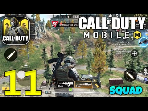 CALL OF DUTY MOBILE - Squad Gameplay - Part 11