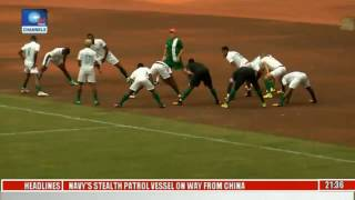 Uyo Nigeria  City new picture : Sports Tonight: Nigeria To Play Algeria Under Flood Lights In Uyo