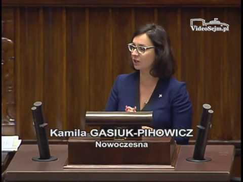 Gasiuk-Pihowicz w ostrych słowach do Kaczyńskiego.