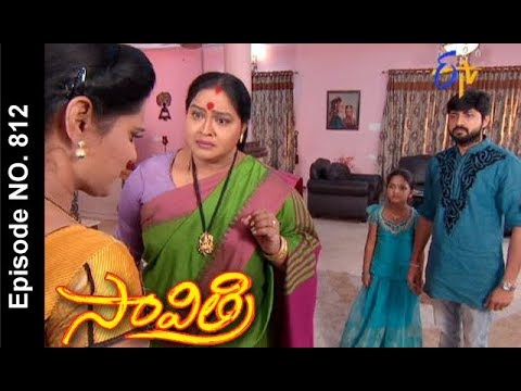 Savithri | 7th November 2017 | Full Episode No 812