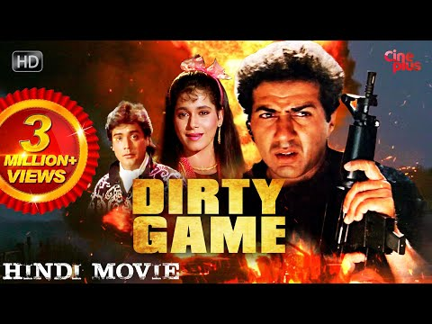 Dirty Game | Hindi Action Movie 2019 | Full HD | Sunny Deol, Prosenjit, Neelam Kothari