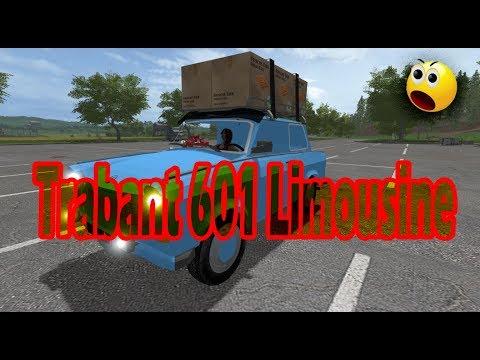 Trabant 601 Limousine v0.1 Beta