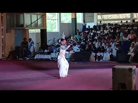 Special Dance Act by Ms. Nishadi Taniah Lappen PG'18 OLFCB