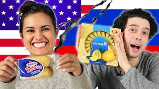 Video Americans & Russians Swap Snacks MP3, 3GP, MP4, WEBM, AVI, FLV Januari 2019