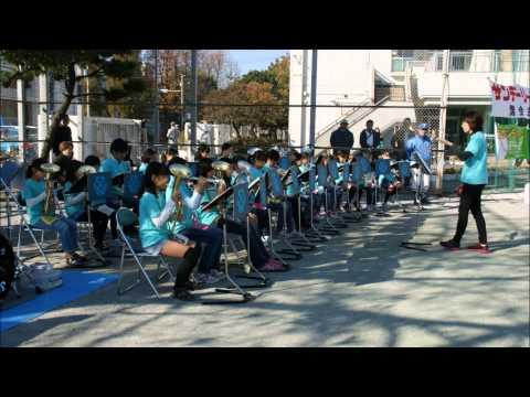 喜多見小学校金管バンドクラブ「千本桜」