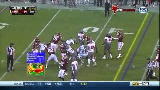 Damien Williams vs Texas Tech (2013)