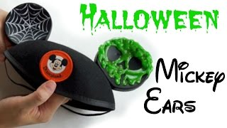 "Thanks for watching! Hope this was useful, maybe for a Halloween trip to Disneyland or something! And if anyone asks where you bought  your ears you could say ""I MADE THEM!"" :) Please don't forget to give it a thumbs up if you enjoyed and Subscribe for more Halloween tutorials to come.Watch Halloween Mickey Mouse:https://www.youtube.com/watch?v=bB1ostNTtisWatch Halloween Minnie Mouse:https://www.youtube.com/watch?v=jTd276Zfqd8Almond's Minion Hat now available at my Etsy store The Cozy Castle: https://www.etsy.com/shop/TheCozyCastle?ref=hdr_shop_menuPRODUCTS USED:microwave safe containergelatineglycerintable spoon chop stickswatergreen food coloringMickey Mouse ears------------------------------------------------------------------------FOLLOW MEIG: @PaintMe_SarahFB: /paintmesarahannTWEET: @PaintMe_SarahETSY: TheCozyCastle------------------------------------------------------------------------music provided by: NCSAhrix - Nova [NCS Release] -https://www.youtube.com/watch?v=FjNdYp2gXRYFollow Ahrix:https://soundcloud.com/ahrix"