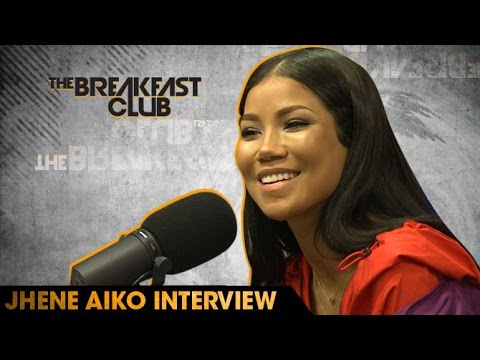 Jhené Aiko Talks Collabing with Big Sean, New Music & What Kind of Maniac She Really Is W/ The Breakfast Club