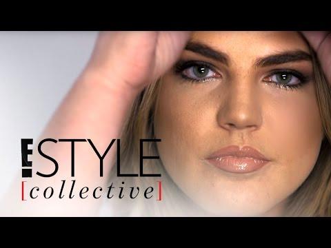 Get the Look: Cara Delevingne's Metallic Smoky Eye   E! Style Collective    E!