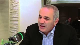 2013 World Championship, Game 4, Anand-Carlsen: draw | Garry Kasparov Speaks