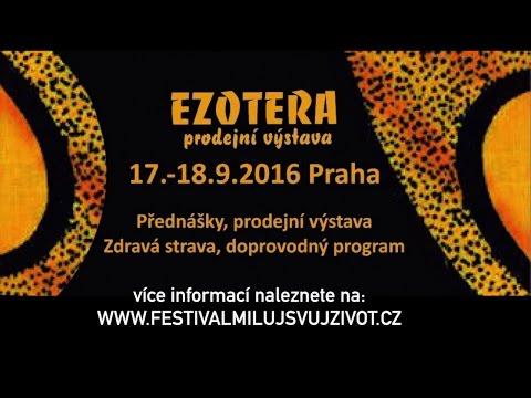 Pozvánka na prodejní výstavu EZOTERA 17.-18.9.2016 v Praze