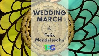 Felix Mendelssohn - A Midsummer Night's Dream  Wedding March  Audio Spectrum Background ♫ 67● Leave a LIKE, Comment & Subscribe!  ● Join us on Youtube for weekly update: https://goo.gl/Hry5Ut● Smooth Jazz Romantic Instrumental  Groove Music, R&B Love Instrumental Beat by TRG ♫ 66 - https://goo.gl/rdxZT2The Relax Guys on Social Media:● Facebook: https://www.facebook.com/therelaxguys/● Twitter: https://twitter.com/TheRelaxGuys● Instagram: https://www.instagram.com/therelaxguys/● VK: https://vk.com/therelaxguys● Youtube: https://www.youtube.com/therelaxguyzFelix Mendelssohn - A Midsummer Night's DreamAt two separate times, Felix Mendelssohn composed music for William Shakespeare's play, A Midsummer Night's Dream. First in 1826, near the start of his career, he wrote a concert overture (Op. 21). Later, in 1842, only a few years before his death, he wrote incidental music (Op. 61) for a production of the play, into which he incorporated the existing Overture. The incidental music includes the world-famous Wedding March. The German title reads Ein Sommernachtstraum.