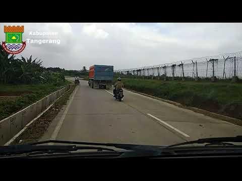 Monev Pembangunan JL Sp Bitung Parung Panjang Kab Tangerang 100%