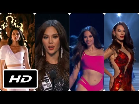 Catriona Gray - Full Performance - Miss Universe 2018