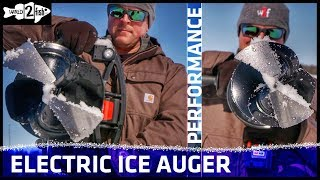 Video Why Electric Ice Augers are the Best Buy MP3, 3GP, MP4, WEBM, AVI, FLV Desember 2018