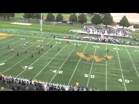 Northwood/Wayne State Football Highlights