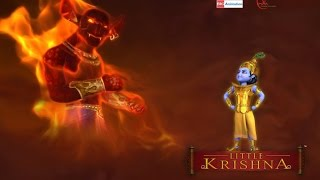 Video Little Krishna Tamil - Episode 5 Fire and Fury MP3, 3GP, MP4, WEBM, AVI, FLV November 2018