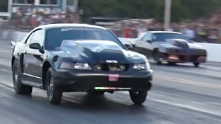 BOOST12 vs $20,000 SMALL TIRE Class - Outlaw Armageddon! by 1320Video